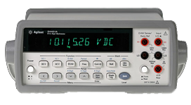 Image of Agilent-Technologies-HP-now-Keysight-34401A by Instrumex GmbH
