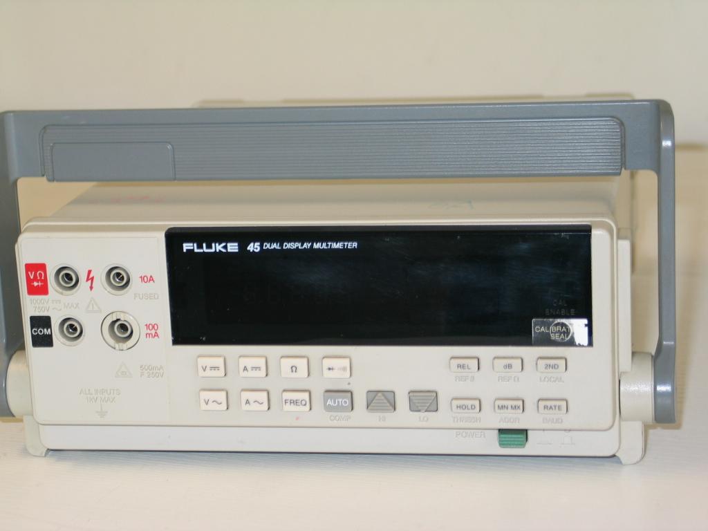 instrumex used and refurbished fluke 45 rh instrumex de Fluke 787 User Manual Fluke 177 User Manual